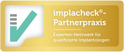 Implacheck Partnerpraxis Logo